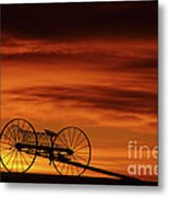 The Good Old Days Metal Print by Bob Christopher