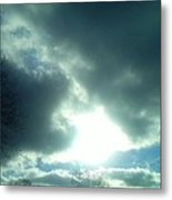 The Grace Of Love Metal Print