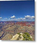The Grand Canyon--another Look Metal Print