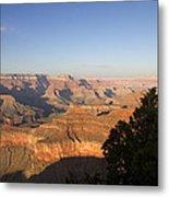 The Grand Canyon Towards Sunset Metal Print