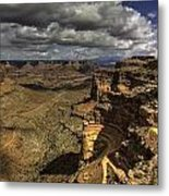 The Grand Escape Metal Print
