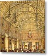 The Grand Hall, Biddington, Surrey Metal Print