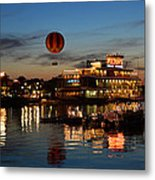 The Great And Powerful Oz Over Downtown Disney Metal Print