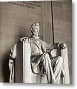 The Great Emancipator Metal Print by Olivier Le Queinec