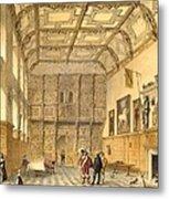 The Great Hall, Hatfield, Berkshire Metal Print