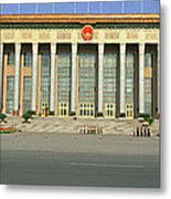 The Great Hall Of The People Metal Print