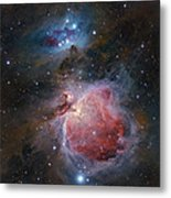 The Great Orion Nebula Metal Print