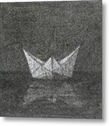 The Great Ship Metal Print