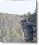 The Great Stone Door Grundy County Tennessee Metal Print