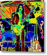 The Great Sun Jester Metal Print