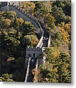 The Great Wall 629 Metal Print