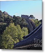 The Great Wall 682 Metal Print