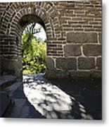 The Great Wall 715a Metal Print