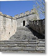 The Great Wall 721 Metal Print
