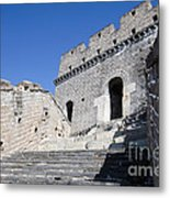The Great Wall 724 Metal Print