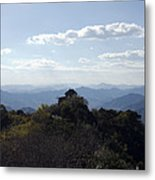 The Great Wall 855 Metal Print