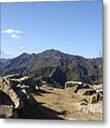 The Great Wall 858 Metal Print