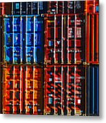 The Great Wall Of Christchurch  Metal Print