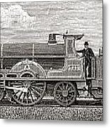 The Greater Britain Passenger Metal Print