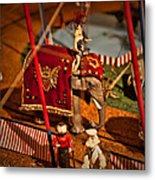 The Greatest Show On Earth -1 Metal Print