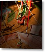 The Greatest Show On Earth -2 Metal Print