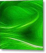 The Green Factor Metal Print