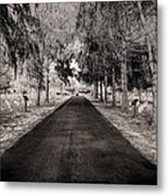 The Green Mile Metal Print
