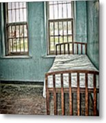The Green Room Metal Print