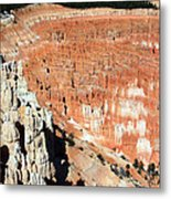 The Grotto At Bryce Canyon Metal Print