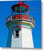The Guiding Light Metal Print
