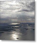 The Gulf Of Morbihan, Saint Colombier Metal Print