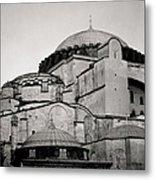 The Hagia Sophia Metal Print by Shaun Higson