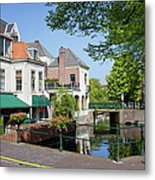The Hague In The Netherlands Metal Print