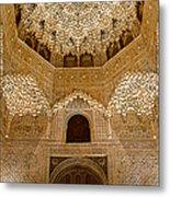 The Hall Of The Arabian Nights Metal Print