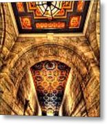 The Hallway Metal Print