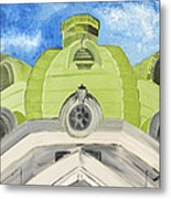 The Handley Library - Winchester Series Metal Print