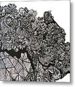 The Harvest Metal Print by Stephanie  Varner