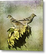 The Harvesters Metal Print