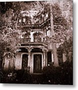 The Haunting Metal Print by David Dehner