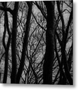 The Haunting Metal Print