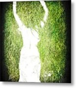 The Headless Woman Metal Print by Peter Waters