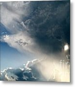 The Heavens After The Rain Metal Print