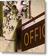 The Heights 6 Metal Print