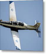 The Hellenic Air Force Daedalus Demo Metal Print