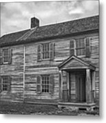 The Henry House Metal Print