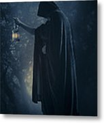 The Hermit Metal Print
