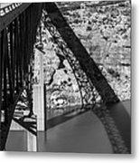 The High Bridge Metal Print