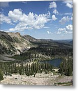 The High Uintas Metal Print