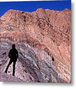 The Hill Of Seven Colours Jujuy Argentina Metal Print
