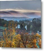 The Hills Metal Print by Bill Wakeley